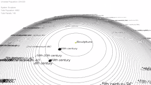 Data Visualization  solar systems on Vimeo
