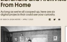 Atlas Obscura article