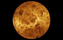 Image of the planet Venus