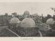 black nd white image of Cambridge observatory
